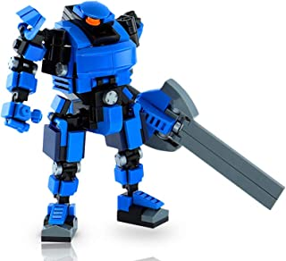 MyBuild Mecha Frame Keiji 5005 Mech Building Kit 5 Inches Tall with Highly Posable Frame