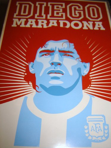 DIEGO MARADONA REGION FREE PAL DVD / Audio: French, Spanish / Amando A...