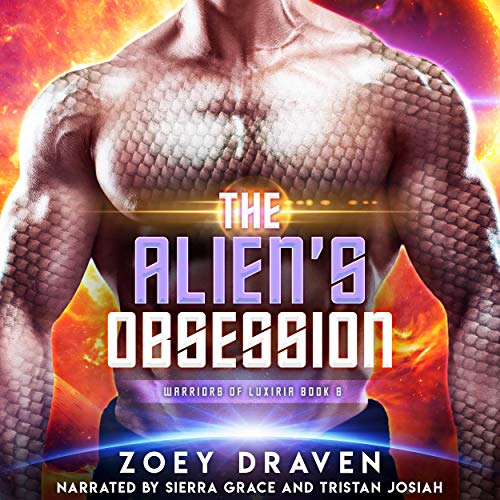 The Alien's Obsession cover art
