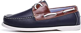 Mens Classic 2 Eye Lace Up Boat Deck Shoes Size 7 : 11 UK