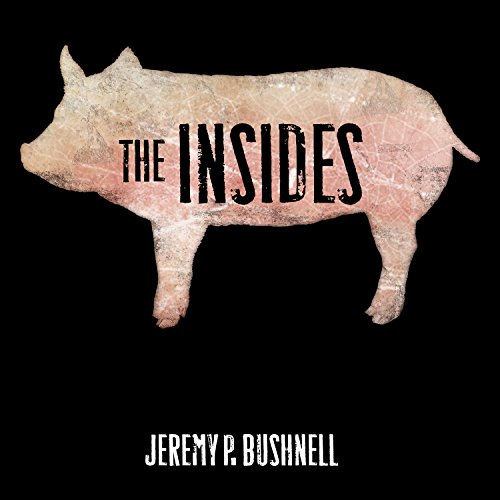 The Insides audiobook cover art