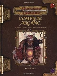 Best d&d complete arcane Reviews