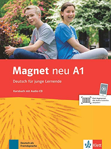 Magnet neu a1, libro del alumno + cd