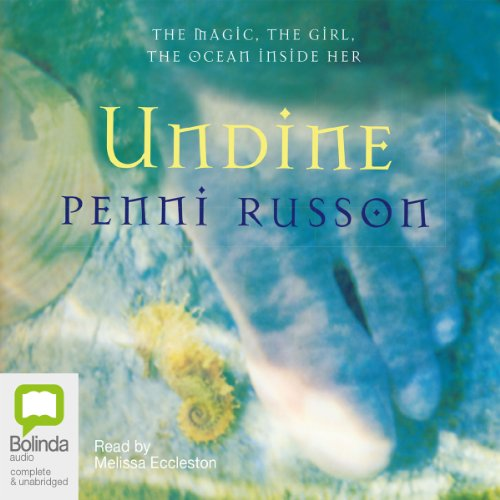 Undine                   By:                                                                                                                                 Penni Russon                               Narrated by:                                                                                                                                 Melissa Eccleston                      Length: 6 hrs     Not rated yet     Overall 0.0