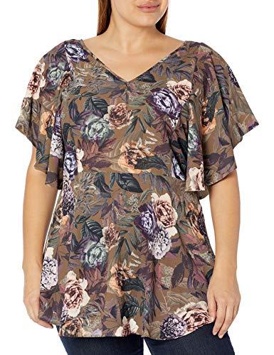 City Chic Women's Apparel Women's Plus Size top...
