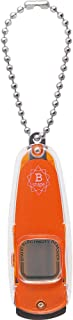 Pentel Static Electricity Eliminator with Ball Chain (Pearl Orange)
