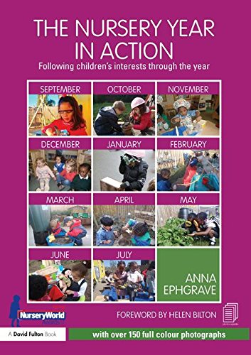 Price comparison product image The Nursery Year in Action: Following childrens interests through the year