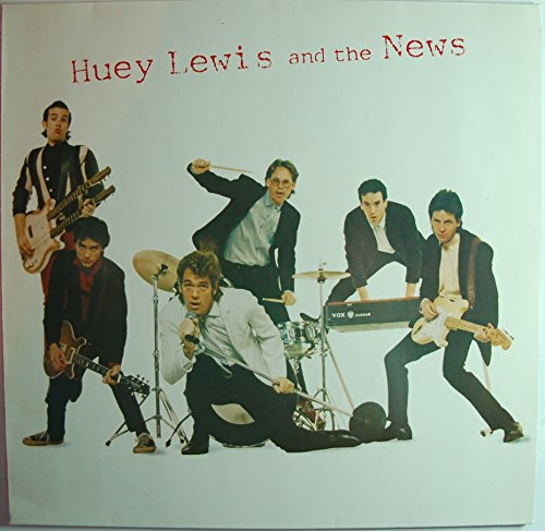 Huey Lewis & The News [Vinyl LP]