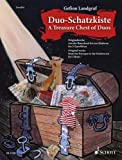 A Treasure Chest of Duos - Original works from the Baroque to the Modern era - 2 flutes - performance score - ( ED 21385 )