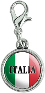 Best italian flag charm Reviews