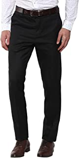 Arrow New York Men's Tapered Fit Skinny Formal Trousers