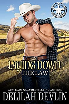 Laying Down the Law (The Triplehorn Brand Book 1) by [Delilah Devlin]