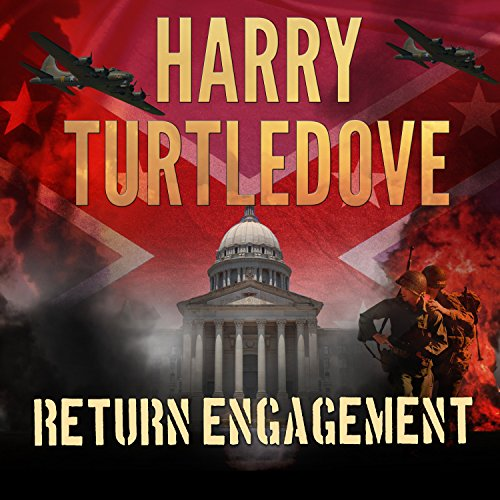 Return Engagement  audiobook cover art
