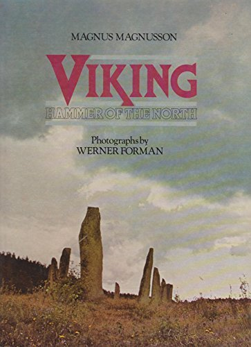 Viking: Hammer of the North (Echoes of the ancient world) by Magnus Magnusson (1976-09-27)