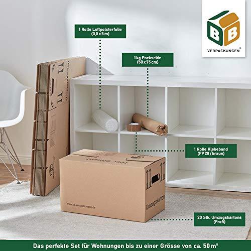 1- bis 2-Zimmer-Wohnung Umzug Komplettpaket - 2