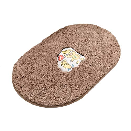 Why Choose Bath mats antiscivolo Absorbent Floor Mat Carpet Rug for Bathroom Entry mat Floor Bedroom...
