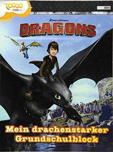 Dragons Grundschulblock: Mein drachenstarker Grundschulblock