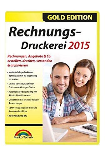 Markt+Technik Rechnungsdruckerei 2015