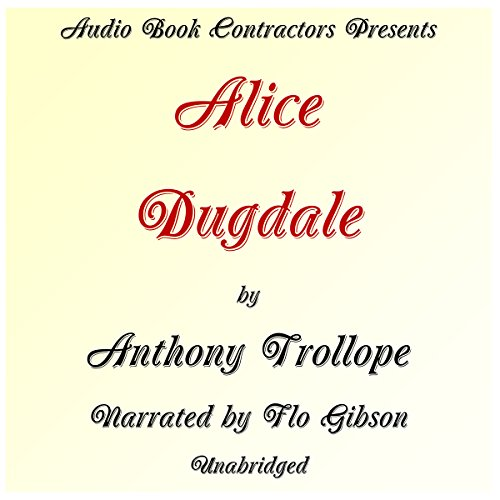 Alice Dugdale audiobook cover art