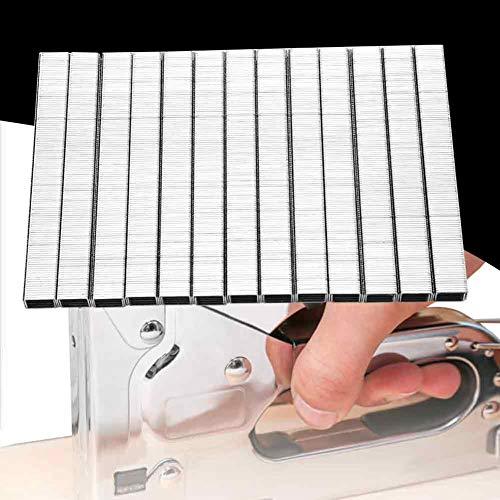 Clavo en forma de U, clavos grapados, antiinterferencias para el hogar, oficina, taller de carpintería, uso general(1008F)