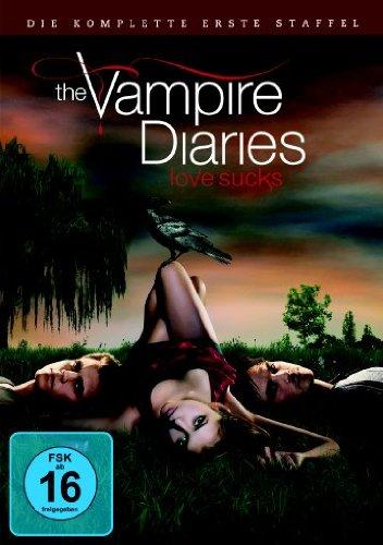 The Vampire Diaries - Die komplette erste Staffel [6 DVDs]