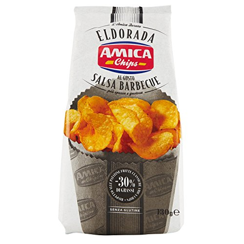 Amica Chips Eldorada Old Barbecue - 130 gr