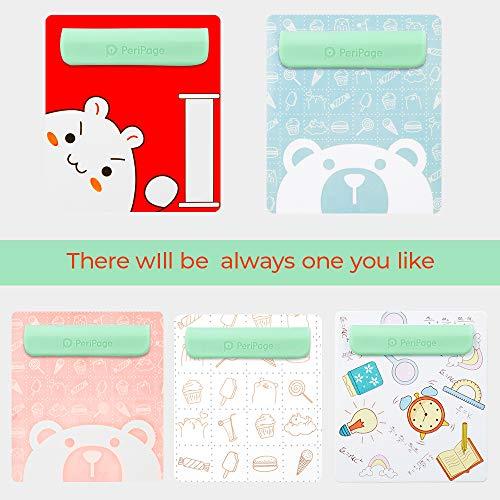 Mini PeriPage【Impresora portátil】Etiqueta para impresora de etiquetas térmicas, Boleto de impresión compatible con el sistema iOS Android Windows