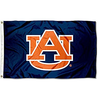 Auburn Tigers AU University Large College Flag