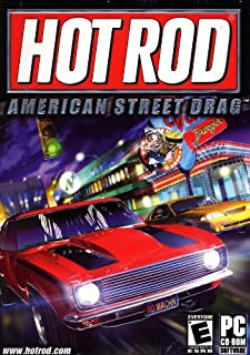 Hot Rod American Street Drag (PC)