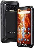 Téléphone Portable Incassable, IIIF150 B2021 Smartphone Incassable...