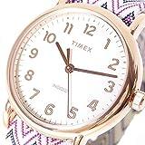 タイメックス TIMEX 腕時計 レディース TW2R59000 WEEKENDER ウィークエンダー クォーツ アイボリー パープル ホワイト