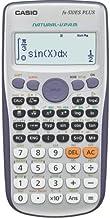 Casio FX-570ES Plus - Calculadora (Escritorio, Batería,