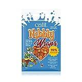 Catit Nibbly Wraps, Fisch mit Hühnerbrusftfilet umwickelt, für Katzen, 30g