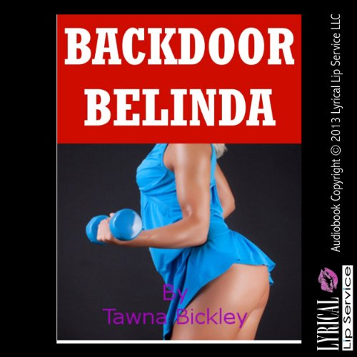 Backdoor Belinda audiobook cover art