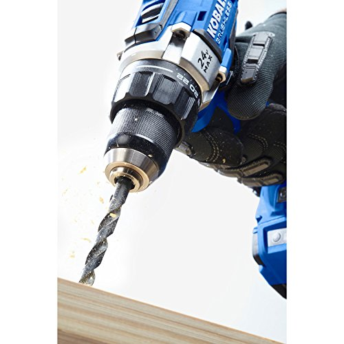 Kobalt Drill in Use