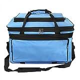 Large Fundamentals Art & Crafts Supplies Organizer Bag Padded Tote Adjustable Shoulder Bag