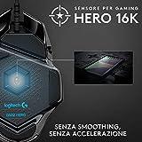 Zoom IMG-1 logitech g502 hero mouse gaming