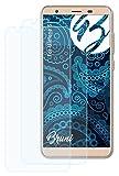 Bruni Schutzfolie kompatibel mit Ulefone S1 Folie, glasklare Bildschirmschutzfolie (2X)