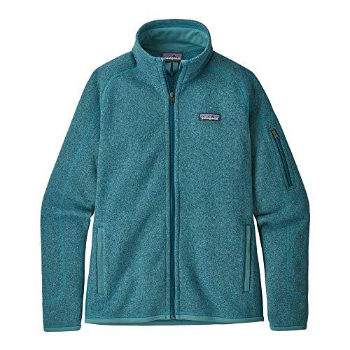 Preisvergleich Produktbild Patagonia W's Better Sweater Jkt Jacke,  Damen,  Tasmanian Teal,  XL