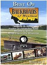 Best of Backroads of Montana Volume I