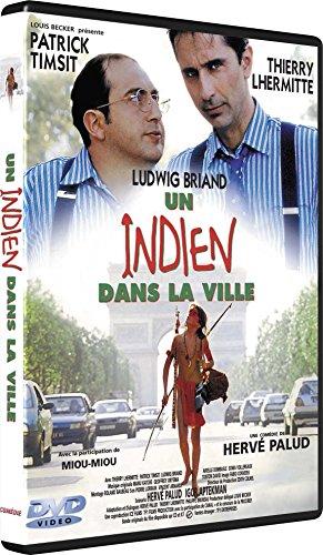 Un Indien dans la ville [Francia] [DVD]