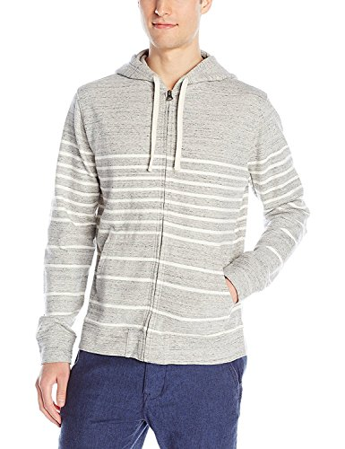 Linen hoodie for your husband - linen 4th anniversary gifts for men