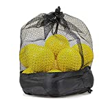 Made From High Grade Polyurethane. Same size and weight as leather balls, set of 12. Won't dent aluminum bats and sting-free. Come in a reusable mesh bag with drawstring. Great for indoor or outdoor use, specifically designed for use with pitching ma...