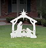 Top 10 Plastic Outdoor Nativity Sets