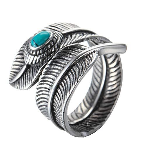 anello piuma pandora