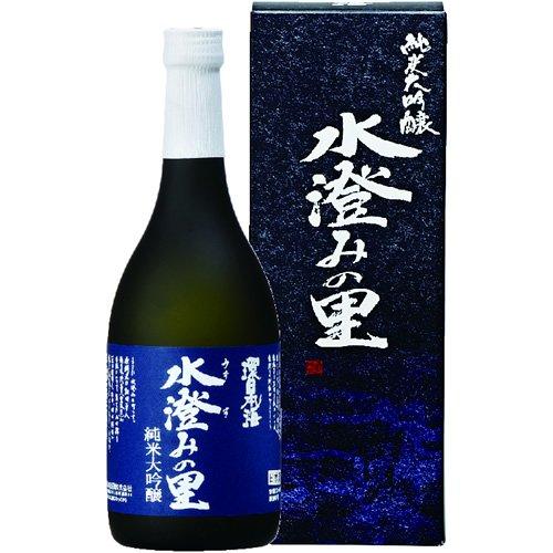 日本海酒造『環日本海 純米大吟醸 水澄みの里』