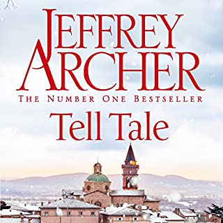 Tell Tale audiobook cover art