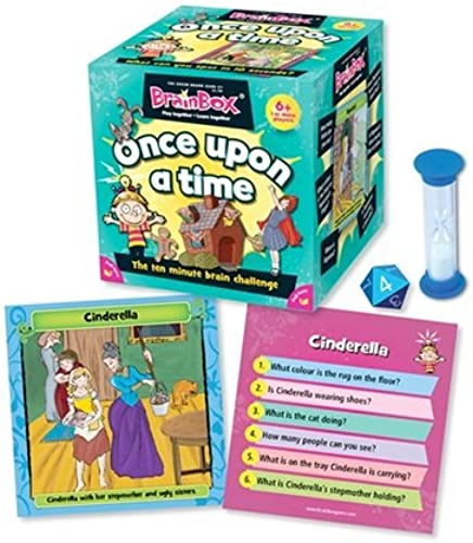 BrainBox for Kids - Once Upon A Time by Brain Box