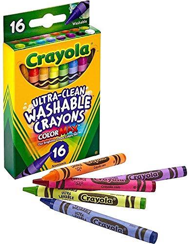 CYO526916 - Ultra-Clean Washable Crayons