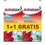 Antistax FreshGel a Base di Estratto di Foglie di Vite Rossa Mentolo e Olio Essenziale di Menta, Aiuta le Gambe a Ritrovare Freschezza e Leggerezza, Formato da 125 ml + 125 ml
